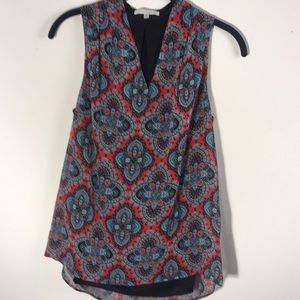 41 Hawthorn   sleeveless blouse